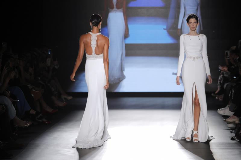 Rosa Clara 2019 Barcelona Bridal Fashion Week por Rodolfo Mcartney Vestidos Rosa Clara via Barcelona Bridal Fashion Week 1