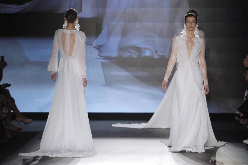 Rosa Clara 2019 Barcelona Bridal Fashion Week por Rodolfo Mcartney Vestidos Rosa Clara via Barcelona Bridal Fashion Week 3