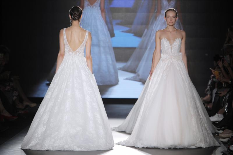 Rosa Clara 2019 Barcelona Bridal Fashion Week por Rodolfo Mcartney Vestidos Rosa Clara via Barcelona Bridal Fashion Week 5