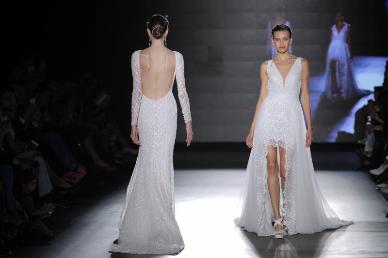 Rosa Clara 2019 Barcelona Bridal Fashion Week por Rodolfo Mcartney Vestidos Rosa Clara via Barcelona Bridal Fashion Week 7