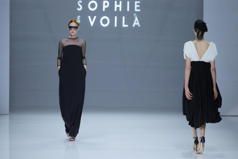 Sophia Et Voila 2019 por Rodolfo Mcartney vestidos sophie et voila Fotos via Barcelona Bridal Fashion Week 12