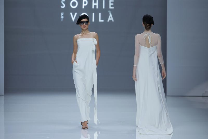 Sophia Et Voila 2019 por Rodolfo Mcartney vestidos sophie et voila Fotos via Barcelona Bridal Fashion Week 13