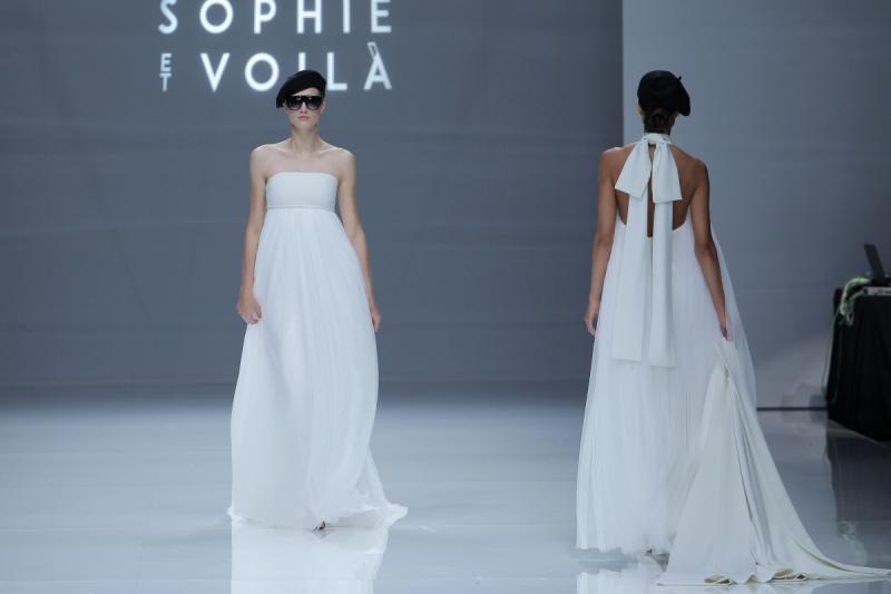 Sophia Et Voila 2019 por Rodolfo Mcartney vestidos sophie et voila Fotos via Barcelona Bridal Fashion Week 17