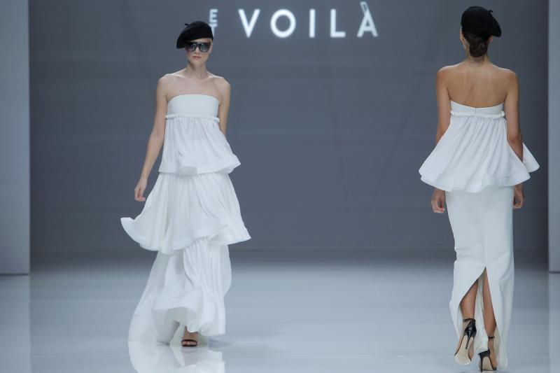 Sophia Et Voila 2019 por Rodolfo Mcartney vestidos sophie et voila Fotos via Barcelona Bridal Fashion Week 19
