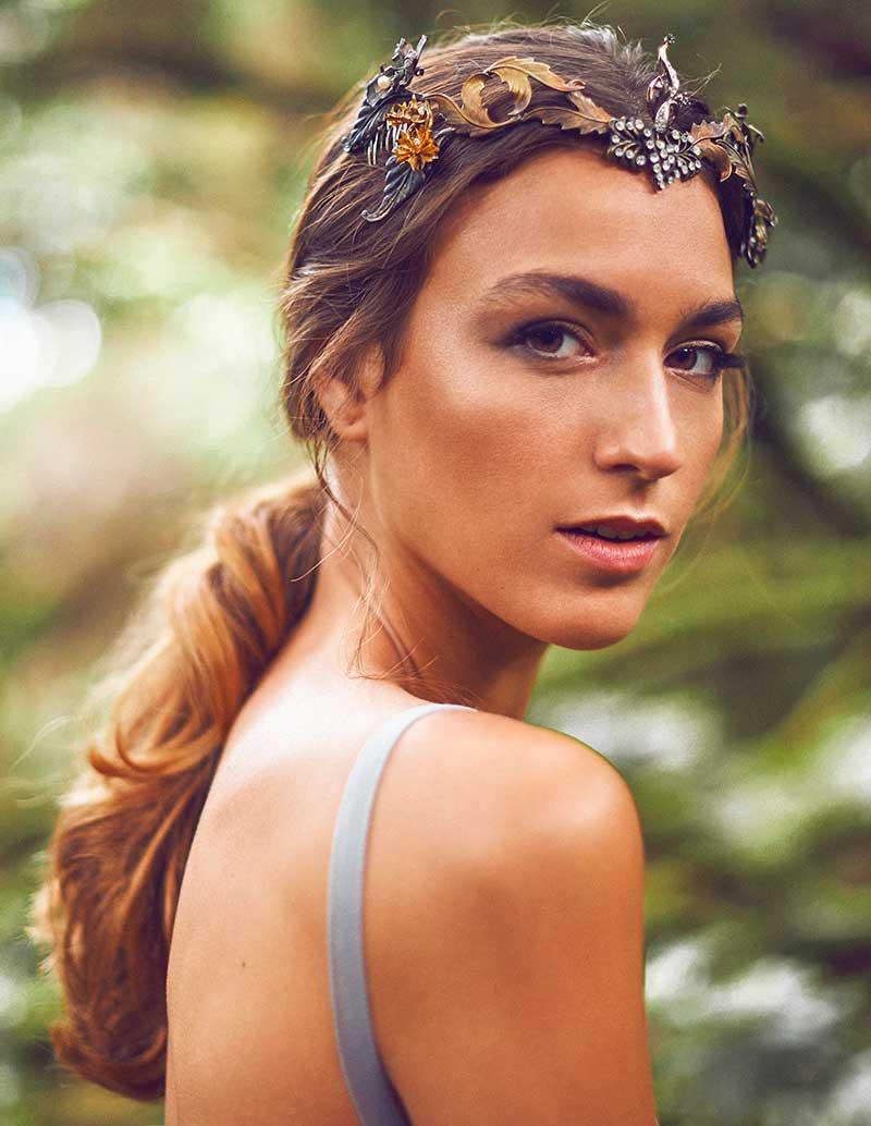 Maquillaje por Sara Herrera / Foto Gerardo Valido