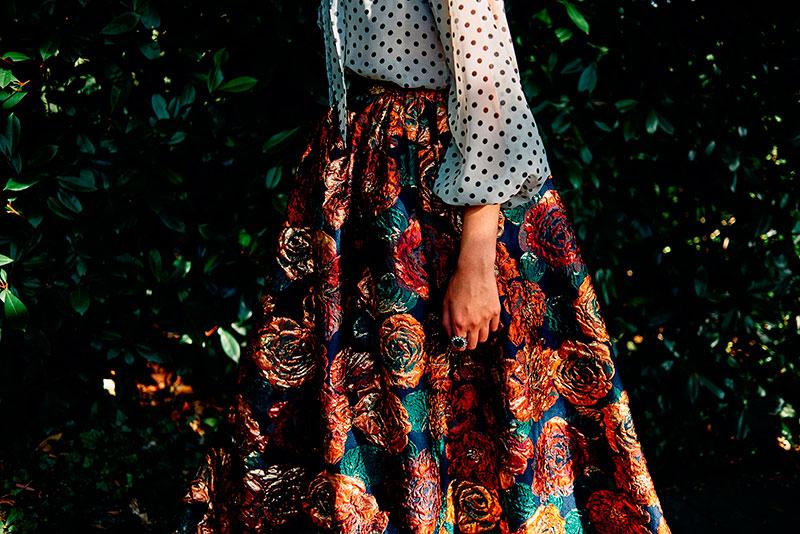Modelos Elisa y Marcela/ Foto Manu Cruz