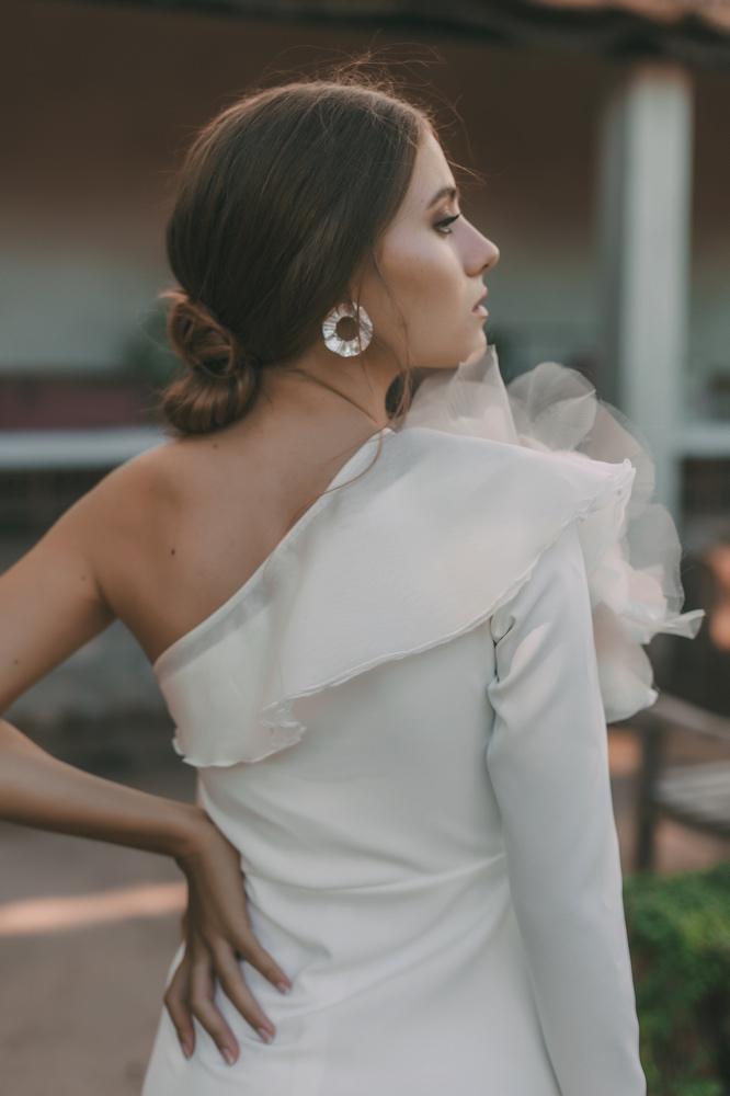 Modelo Alba, María Baraza | Foto: Alejandra Godia